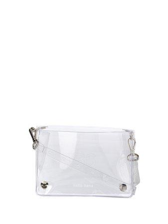 Nana-Nana B6 Pvc Shoulder Bag NA043 White   Farfetch