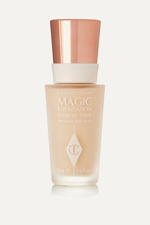 Magic Foundation Flawless Long-lasting Coverage Spf15 - Shade 1, 30ml