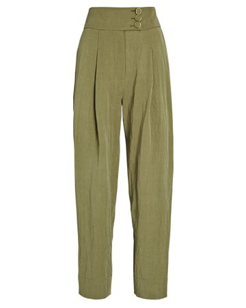 INTERMIX Private Label Pippa Straight-Leg Pants   INTERMIX®