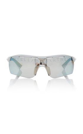 Stella McCartney Sunglasses Mask Bio-Acetate Sunglasses
