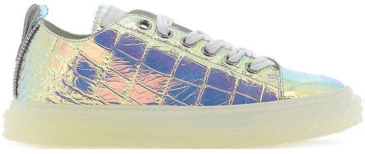 Blabber Jellyfish Ladies Multicolor Sneaker Sneakers