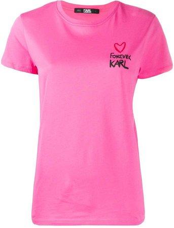 Forever crew neck T-Shirt