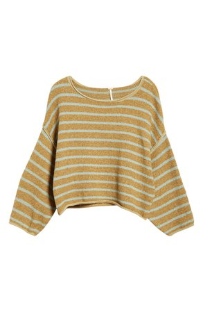 Free People Bardot Sweater | Nordstrom