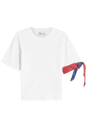 Bandana Cotton T-Shirt Gr. XS