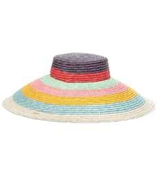 Striped Straw Hat - Missoni Mare | Mytheresa