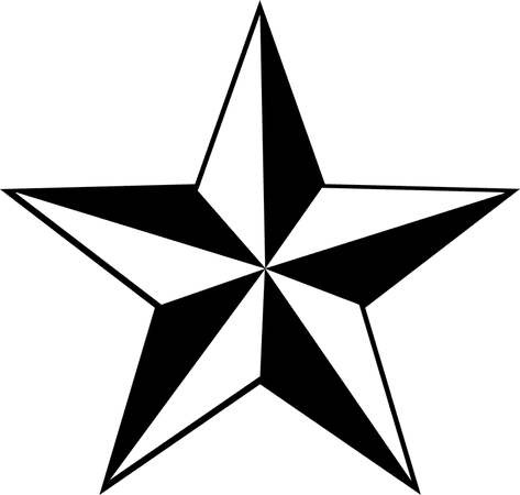 Lone Star · Free vector graphic on Pixabay
