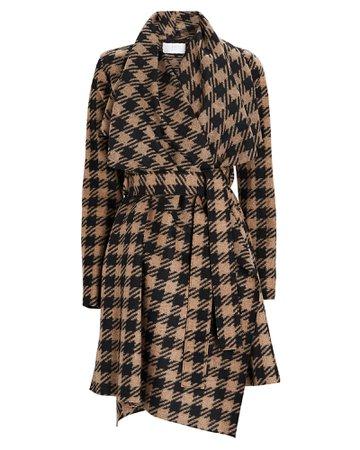 Harris Wharf London Wool Blanket Coat | INTERMIX®