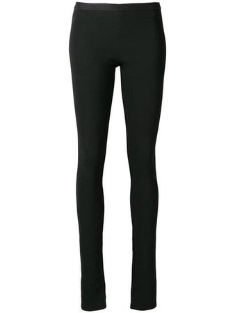 Rick Owens stretch leggings