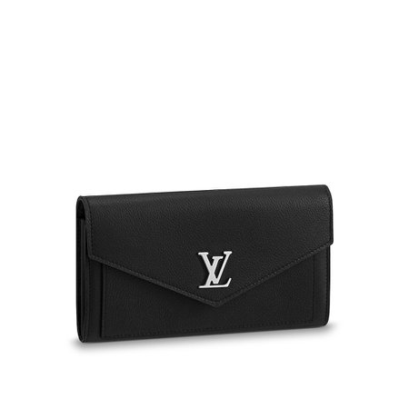 Mylockme Wallet Lockme - Small Leather Goods | LOUIS VUITTON ®