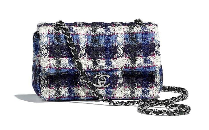 Chanel-Mini-Flap-Bag-Blue-Tweed-3100.jpg (1000×621)