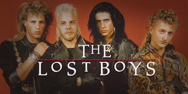 The Lost Boys (80's)