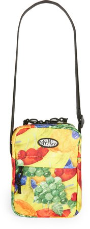 Petals And Peacocks Treat Yourself Crossbody Bag