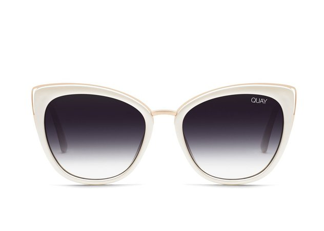 HONEY Cat Eye Sunglasses | Quay Australia
