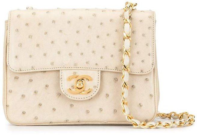 Chanel Pre Owned 1985-1993 CC chain shoulder bag