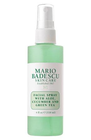 Mario Badescu Facial Spray with Aloe, Cucumber & Green Tea | Nordstrom