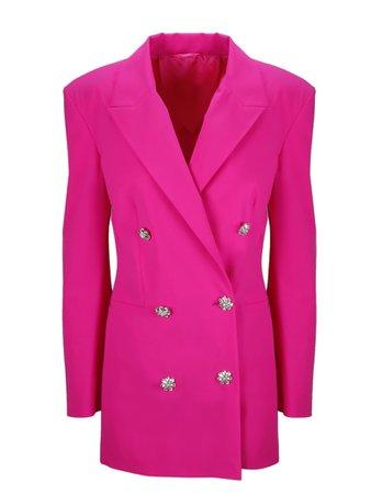 The Attico The Attico Dress - Pink & Purple - 11103681   italist