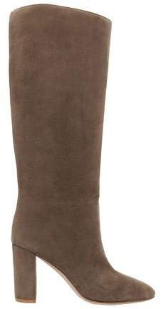 Laura 85 Suede Knee Boots