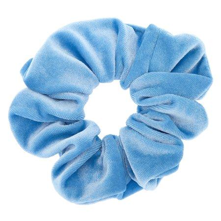 sky blue scrunchie - Google Search