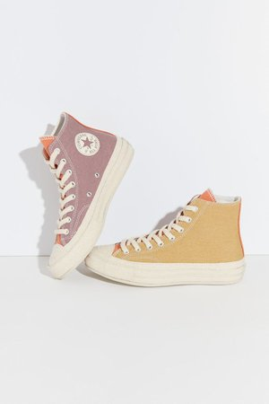 Converse Chuck 70 Renew Canvas High Top Sneaker | Urban Outfitters