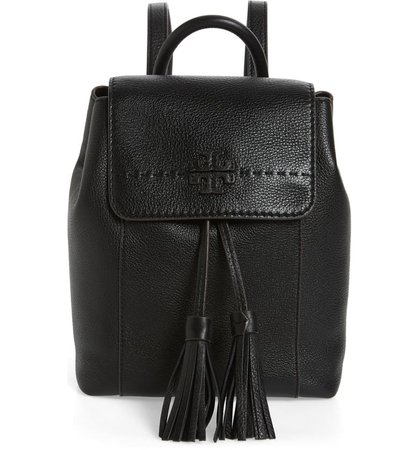 Tory Burch McGraw Leather Backpack | Nordstrom