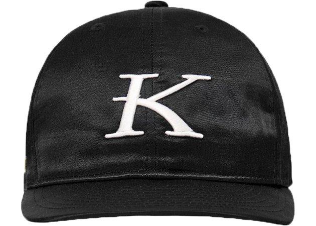 Kith x Nobu Cap Black - FW19
