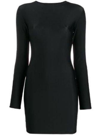 GCDS | Logo Embroidered Mini Dress