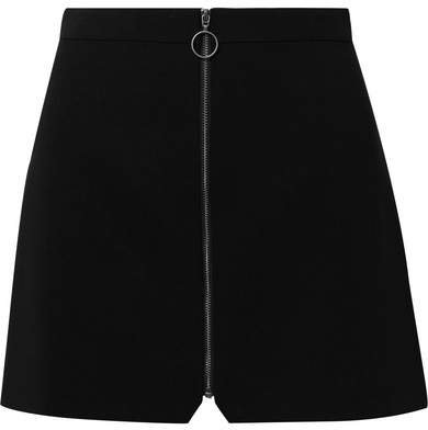 Alice Olivia - Riley Cady Mini Skirt - Black
