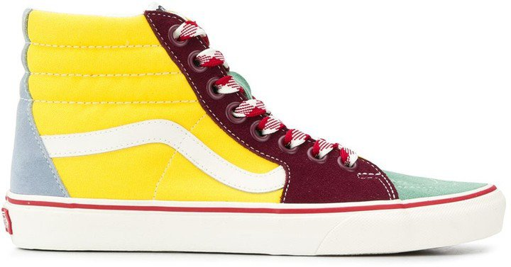 Sk8-Hi high top sneakers