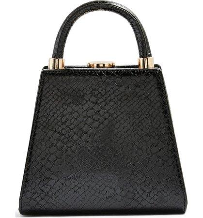 Topshop Amal Faux Leather Handbag | Nordstrom