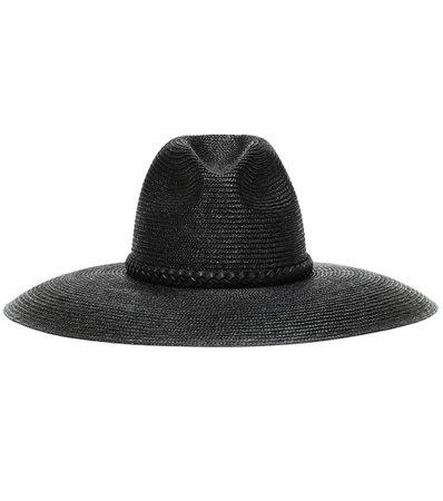 Grand Straw Hat | Saint Laurent - Mytheresa