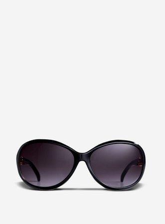 Black Chain Detail Arm Sunglasses | Dorothy Perkins