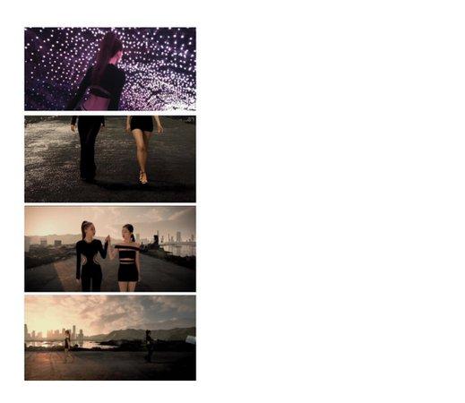 SOOJIN X SUNNY 'NAUGHTY' - SUNNY SCENES