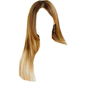 Light Brown Blonde Hair