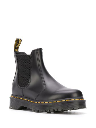 Dr. Martens 2976 Leather Chelsea Boots - Farfetch