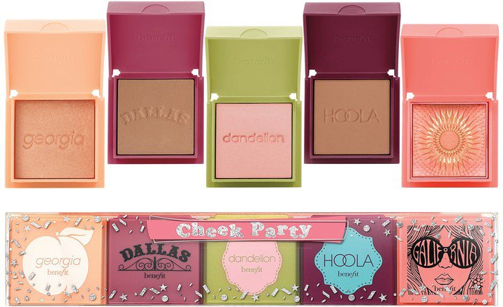 Cheek Party Mini Blush & Bronzer Set