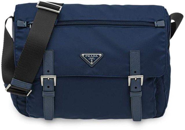 grosgrain strap shoulder bag