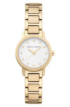 Rebecca Minkoff BFFL Bracelet Watch, 25mm   Nordstrom