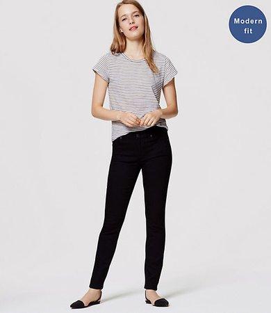 Tall Modern Skinny Jeans in Black
