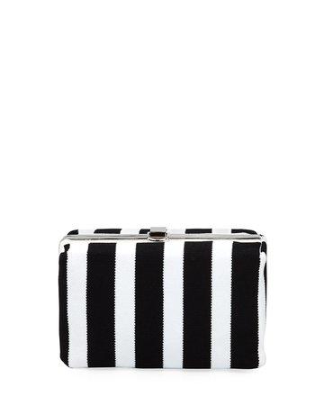 Proenza Schouler Asymmetric Frame Clutch Bag | Neiman Marcus