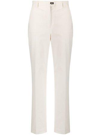 Salvatore Ferragamo Tailored straight-leg Trousers - Farfetch