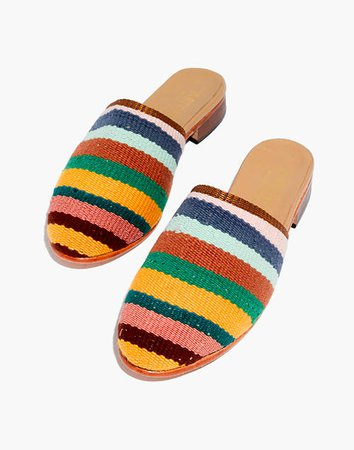 Artemis Design Co. Kilim Slides