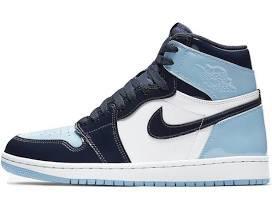 Nike air jordan 1s og blue chill