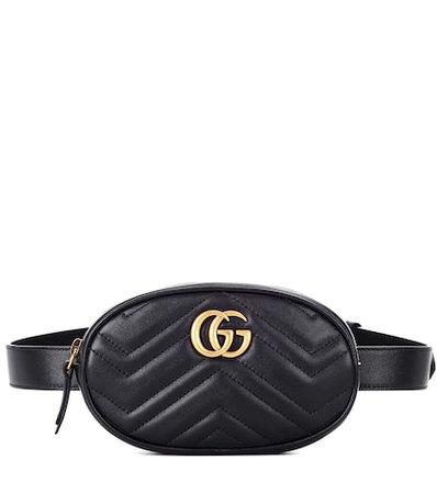 GG Marmont leather belt bag