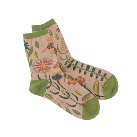 フラワーデザインソックス | ホコモモラ(JOCOMOMOLA) | ファッション通販 マルイウェブチャネル[TO511-293-99-01]