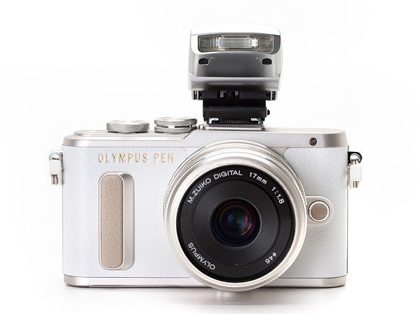 Olympus PEN E-PL8 First Impressions Review: Digital Photography Review