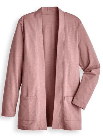 Heathered Lounge Cardigan | Blair