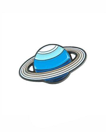 Galaxy Planet Pin – Strange Ways