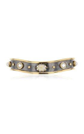 Bandeau Opal Bracelet By Elie Top | Moda Operandi