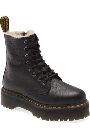 Dr. Martens Jadon Platform Boot (Women) | Nordstrom