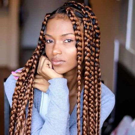 Your all-you-need-guide on How to do Box Braids - Black Hair Spot